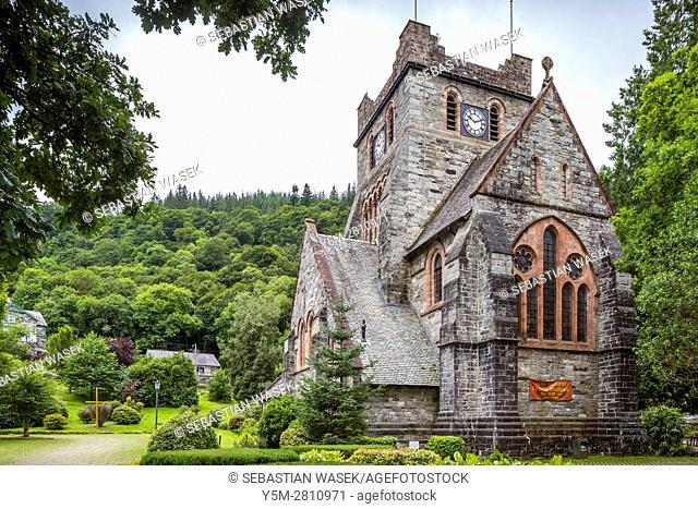 Betws-y-Coed, Conwy, Wales, United Kingdom, Europe