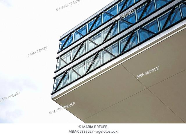 Medienbrücke, Upside East, premium location, architect Steidle, Munich, Bavaria, Germany, Europe