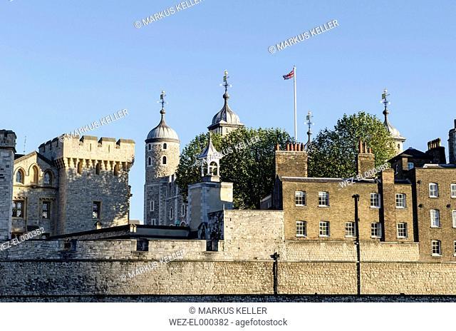 United Kingdom, London, Tower of London