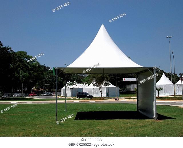 Tent, São Paulo, Brazil