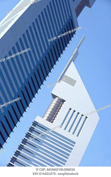 Modern Office Buildings In Dubai