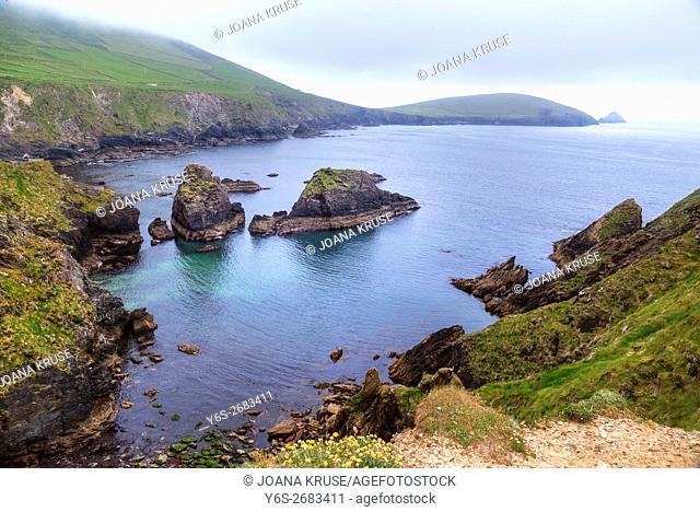 Dunquin, Dingle Peninsula, County Kerry, Ireland