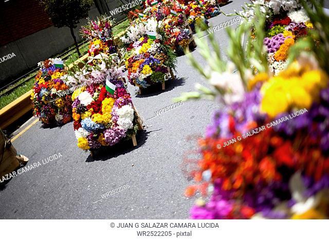 Desfile de Silleteros, Feria de las Flores