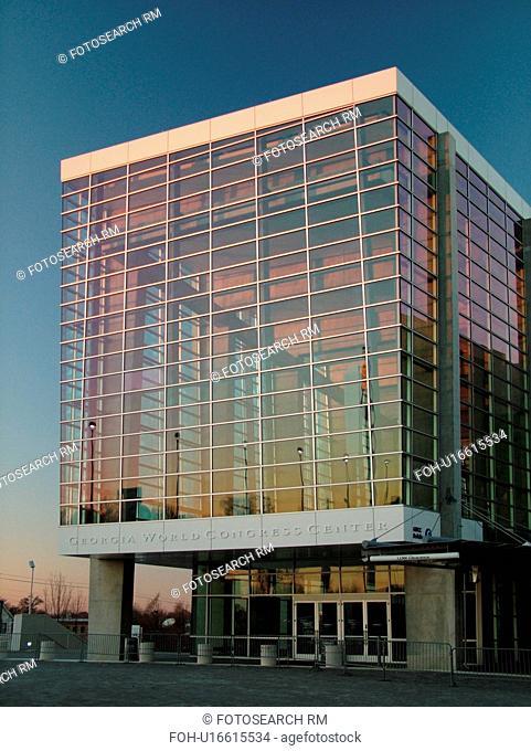 Atlanta, GA, Georgia, Georgia World Congress Center