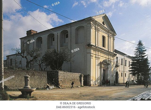 Italy - Campania Region - Paduli - Blessed Virgin Mary of Loreto