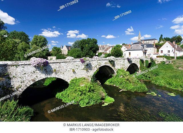 Cande sur Beuvron, Département Loir-et-Cher, Region Central, France, Europe