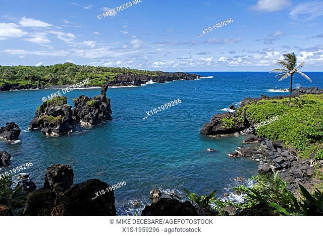 Maui Island landscapes