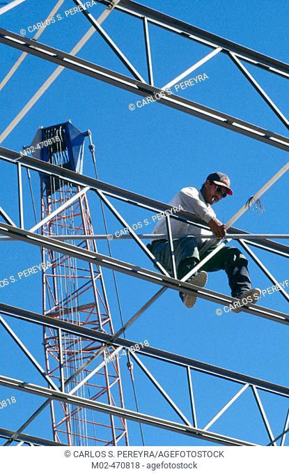 Construction. Mexico