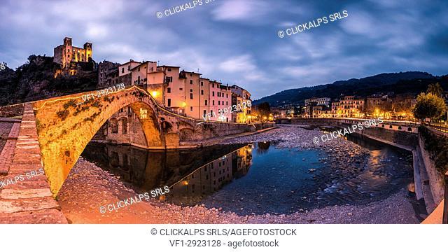 Dolceacqua,Ventimiglia,Liguria,province of Imperia,Italy,Europe