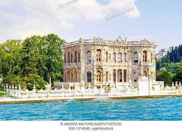 Kucuksu Palace Istanbul Turkey