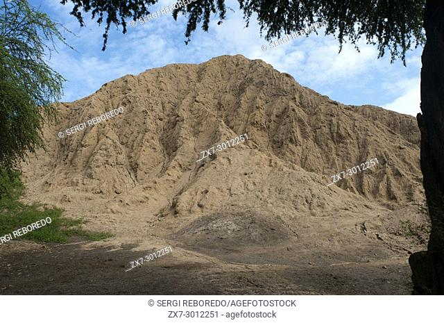 The Royal Tombs of the Lord of Sipan, Huaca Rajada, Lambayeque, Chiclayo, Peru