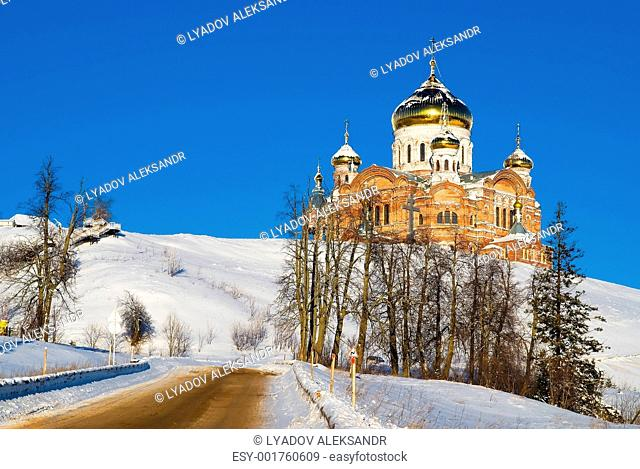 Belogorsky Piously-Nikolaev monastery