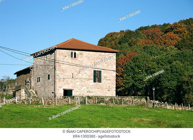 Bergara Palace, Arizcun Arizkun, Baztan Valley, Navarra Nafarroa, Spain España