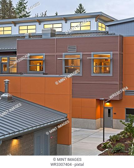 Contemporary School Design