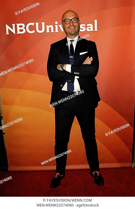 2015 NBCUNIVERSAL PRESS TOUR Featuring: Joe Bastianich Where: Pasadena, California, United States When: 15 Jan 2015 Credit: FayesVision/WENN.com