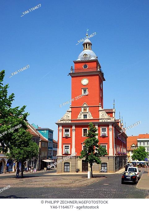 Gotha, historic city hall