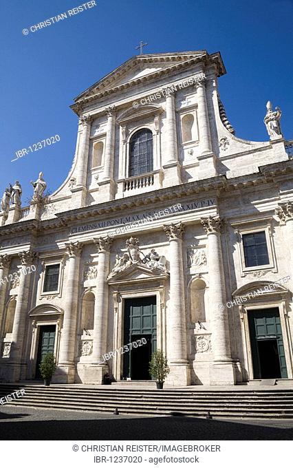 San Giovanni dei Fiorentini church, Rome, Lazio, Italy, Europe