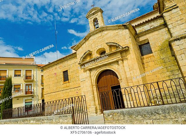 Church of San Pedro and San Isidoro, Herrerian Style, Ciudad Rodrigo, Medieval Town, Spanish Property of Cultural Interest, Historic Artistic Grouping