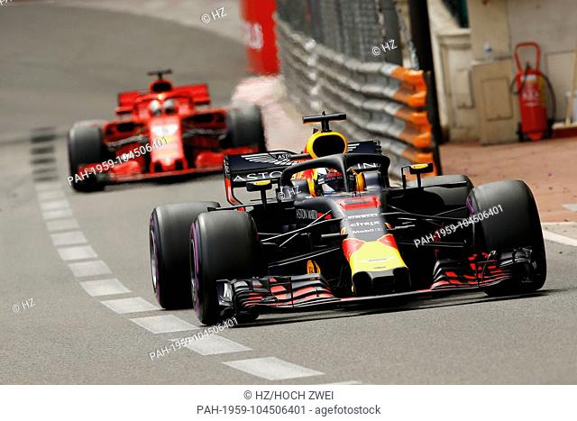 Monte Carlo: Motorsport: FIA Formula One World Championship 2018, Grand Prix of Monaco . on May, 27, 2018, (Photo by Hoch Zwei) 27.05.2018