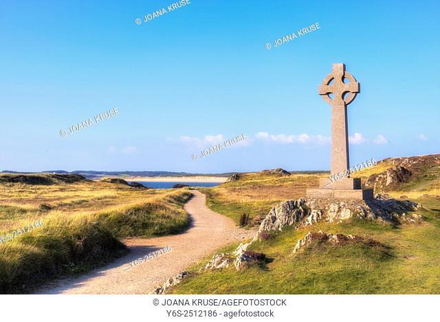 Ynys Llanddwyn, Anglesey, Wales, United Kingdom