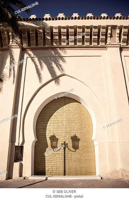 Moulay El Yazid Mosque, Marrakech, Morocco