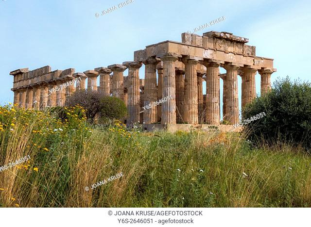 Selinunte, Castelvetrano, Sicily, Italy