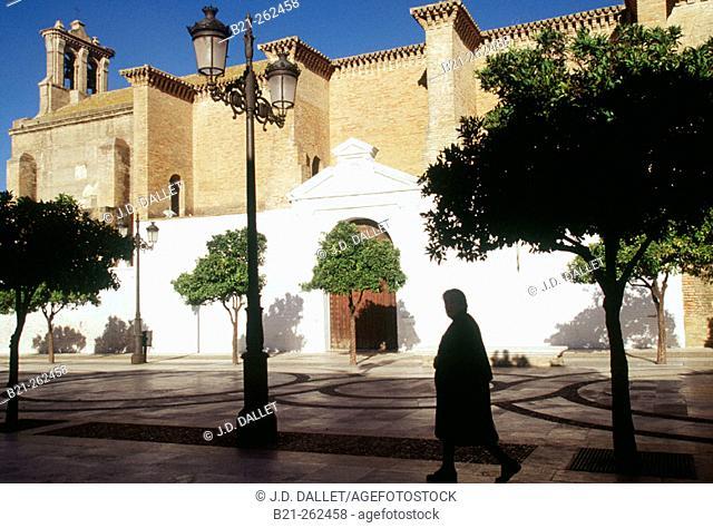 Convent of Santa Clara. Moguer. Huelva province. Spain