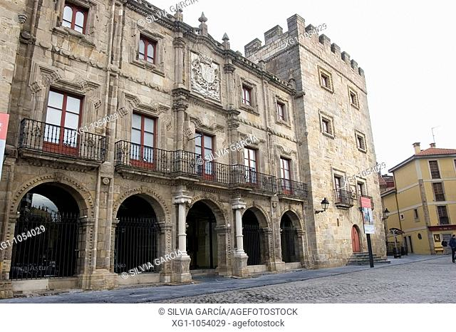 PALACIO DE REVILLA GIGEDO, GIJON, ASTURIAS, ESPANYA