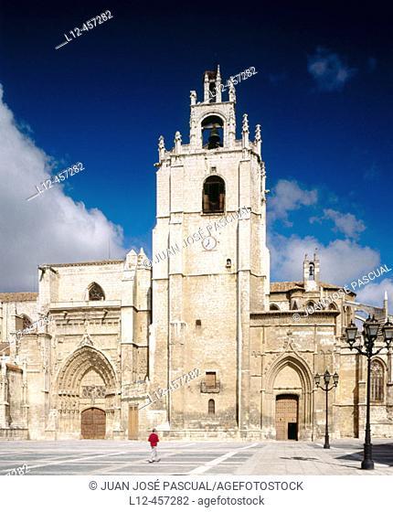 Cathedral, Palencia. Castilla-León, Spain