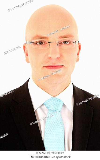 Portrait Geschäftsmann