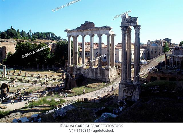 Ancient City of Rome, Rome, Italy