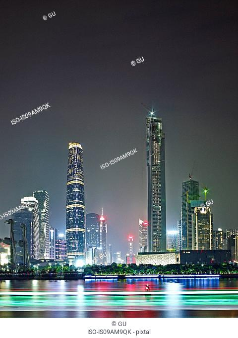 Guangzhou International Finance Centre, Guangzhou, China