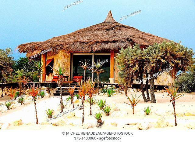 Africa, Madagascar, Toliara region Tulear Anakao dunes