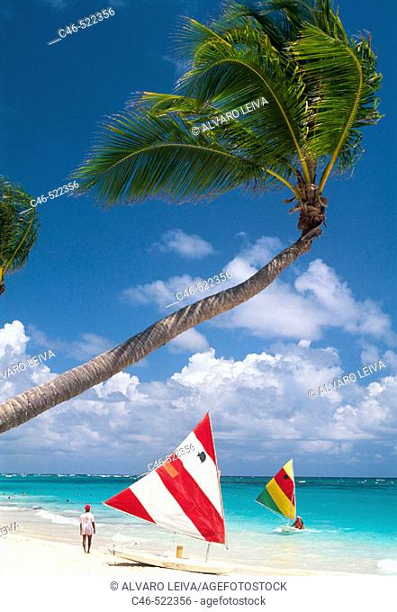 Punta Cana. Dominican Republic. West Indies. Caribbean
