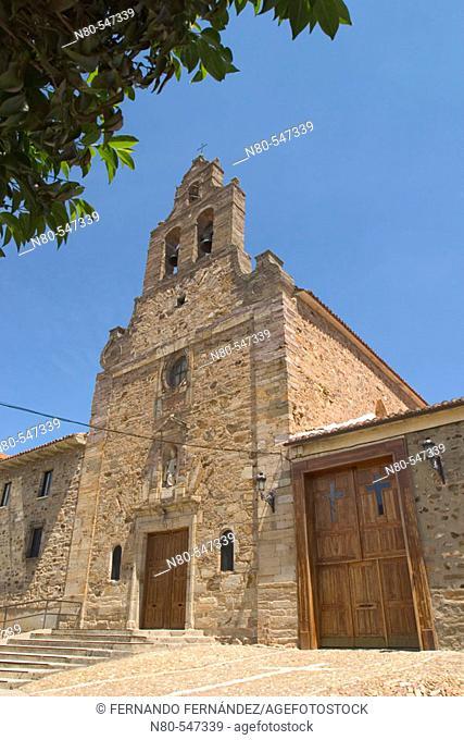 Iglesia de San Francisco, Astorga. León province. Castilla y León, Spain