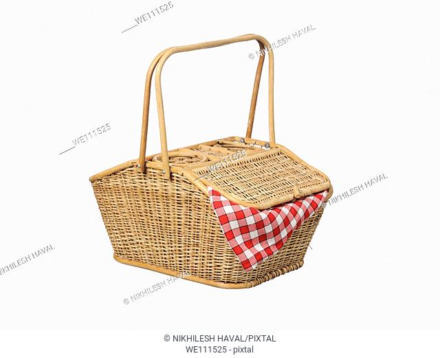 Traditional Picnic basket