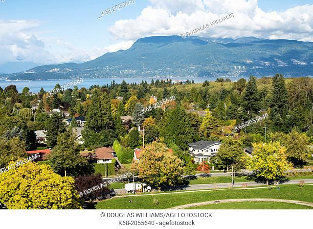 University of British Columbia campus, Vancouver, BC, Canada