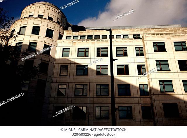Building, London, UK