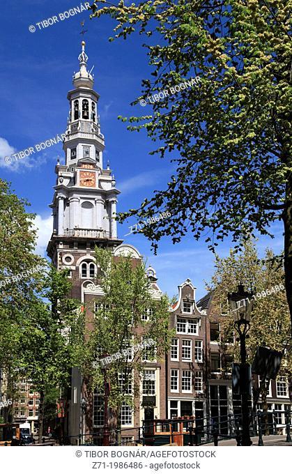 Netherlands, Amsterdam, Zuiderkerk, Southern Church,