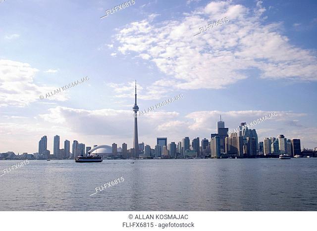 Toronto Skyline, Toronto, Ontario