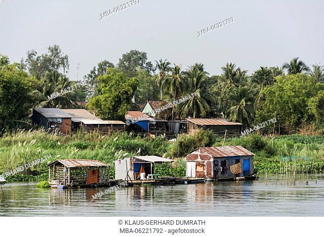 Vietnam, Living in the Mekong Delta