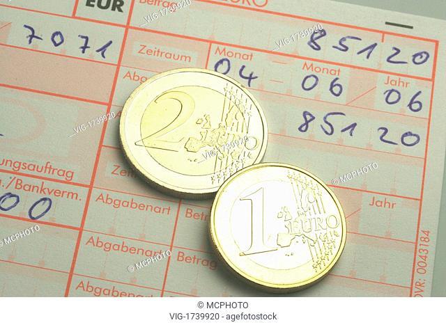 prepayment of tax - 01/01/2009