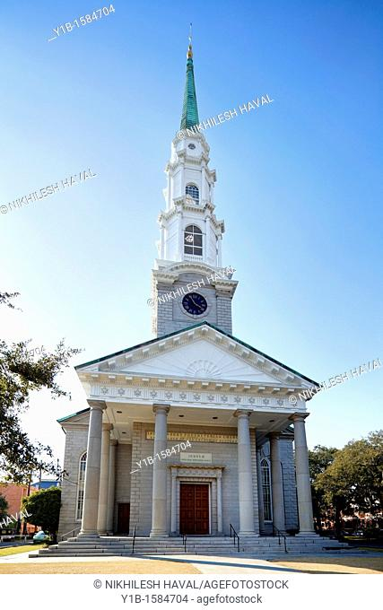 Independent Presbyterian Church, Savannah