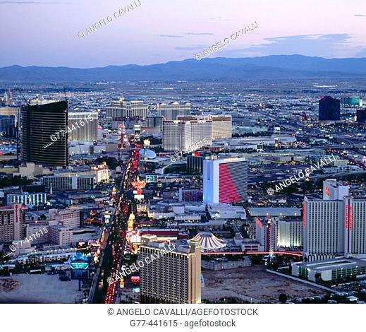 Las Vegas. Nevada, USA