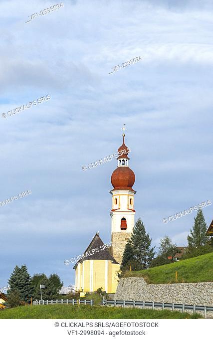Church of Telves of Sopra