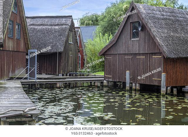 Roebel, Mueritz, Mecklenburg-Vorpommern, Germany, Europe