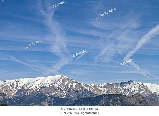 Maritime Alps at Tenda