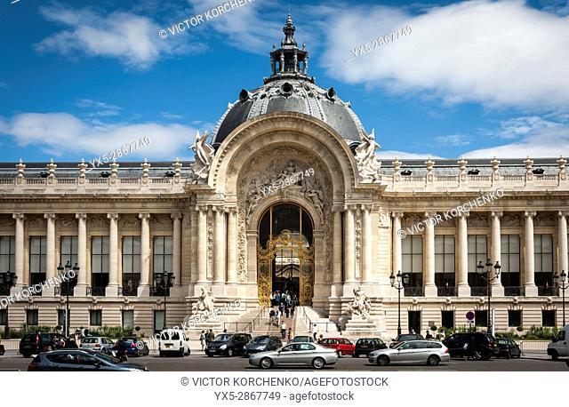 Petit Palais facade, Paris