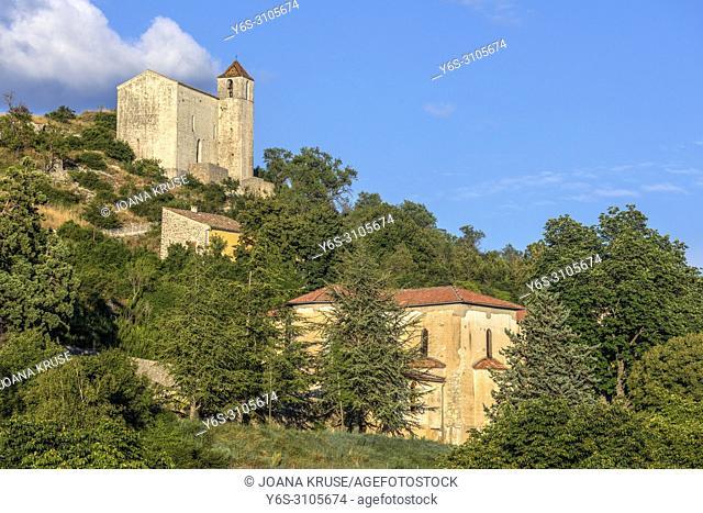 Comps-sur-Artuby, Var, Provence, France