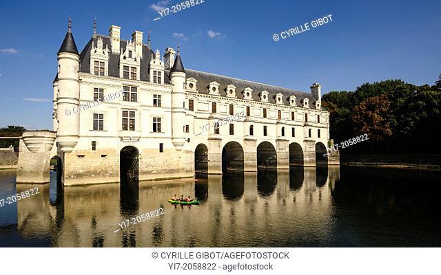 Château de Chenonceau, Indre-et-Loir, France